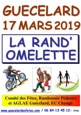 2018-12 Rand'Omelette couleur affiche 2019