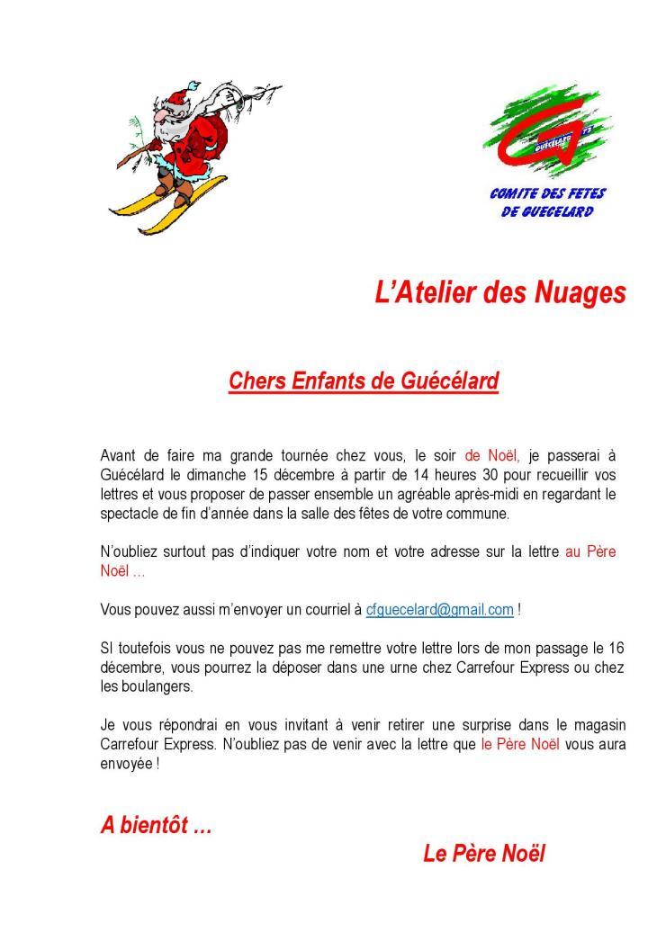 2019-06 lettre père noel