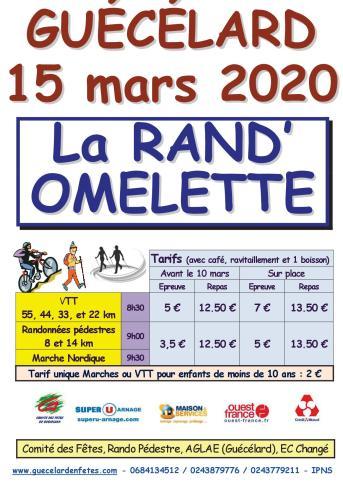 2019-11 Rand'Omelette couleur détail affiche 2020