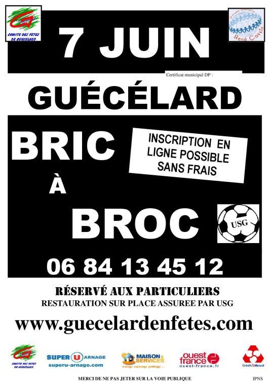 AFFICHE BRIC BROC 2020